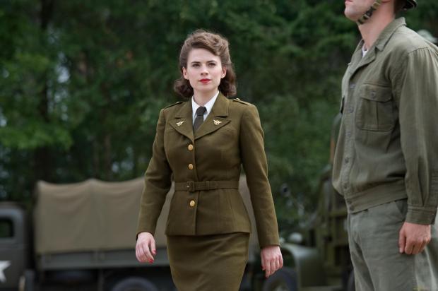 Tak, zobaczę Agent Carter.